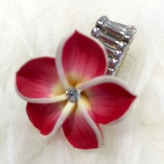 Pretty Fuchsia sculptured Floral Ring Awesome detailed floral ring. One size fits most. Fashion Jewelry Jewelry Rings