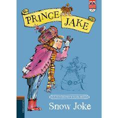 Jake viu al castell de Morania amb els seus pares, el germà petit i la seva germana. Trapella i valent, el príncep només sap ficar-se en embolics. Petunias, Jokes, Snow, Fictional Characters, Audio, Fat, Products, Princesses, Little Brothers