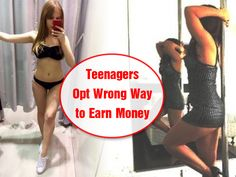 There was a time teenager's use to work difficult to complete their studies or a few accurate people use to assist them out financially in lieu of nothing so that those teenagers might be thebright starsof their state. Teenagers opt wrong wayearnmoney now for livelihood is a problem for society.