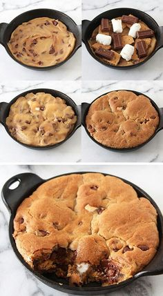 Smores cookie!! @Kelly Teske Goldsworthy Teske Goldsworthy Teske Goldsworthy Elsner Coen we need to make these!!