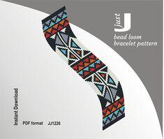 Making Simple Bead Bracelets Loom Bracelet Patterns, Bead Loom Bracelets, Bead Loom Patterns, Jewelry Patterns, Beading Patterns, Beading Ideas, Beading Supplies, Ankle Bracelets, Seed Bead Jewelry