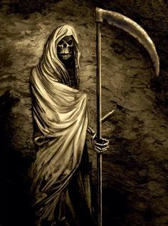 Angel Of Death Pics Pictures Grim Reaper Art, Don't Fear The Reaper, Crane, Angel Of Death Tattoo, Death Pics, Tarot, Ghost Rider Marvel, Angels, Skulls