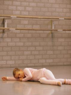 dromen in de balletzaal