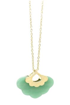 Stone Flower Necklace by Eye Candy Los Angeles on @nordstrom_rack