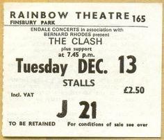 1977 THE CLASH