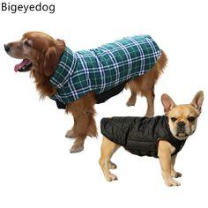 Купить товарОбе стороны носить собака жилет куртка большая собака одежда зимнее пальто Французский бульдог хриплым золотистый ретривер Pitbull Большой Pet Костюмы в категории Пальто и куртки для собакна AliExpress. Обе стороны носить собака жилет куртка большая собака одежда зимнее пальто Французский бульдог хриплым золотистый ретривер Pitbull Большой Pet Костюмы