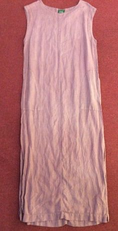 Marilyn Anselm Design For HOBBS Light Long Tunic Dress Size L | Clothes, Shoes & Accessories, Women's Clothing, Dresses | eBay!