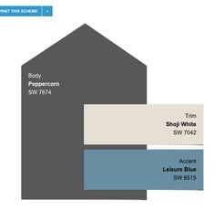 SHERWIN WILLIAMS OUTDOOR PAINT FOR HOMES House Exterior Color Schemes, Exterior Paint Colors For House, Exterior Colors, Exterior Design, Interior Paint Colors For Living Room, Paint Colors For Home, Outdoor House Paint, Outside Paint, Pintura Exterior