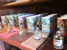 MAÎTRE SAVONITTO. Perfume de ambientación. 5 fragancias naturales de larga duración.