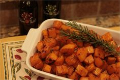 Roasted Butternut Squash Feature