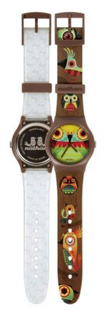 Lindo reloj buho