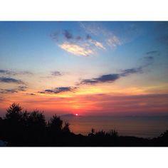 Sunset  #sunset #landscape #breathtaking
