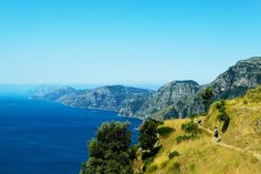A hike along Sentiero degli Dei (Path of the Gods) provides incredible views of…