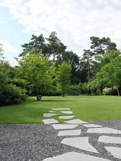 Moderne Gartenarchitektur Düsseldorf - Hausgarten 1 - Gartenplus ... Grundprinzipien Des Gartendesigns