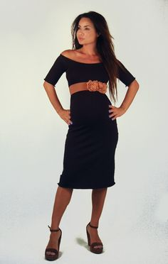 c136f1f7ad7 Sophia Maternity Dress -  89.00 Casual Maternity Dress