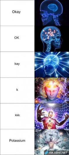 38 Hilarious Expanding Brain Meme to give your Brain a Laugh Dose - sFwFun Funny Relatable Memes, Funny Jokes, Hilarious, Really Funny, The Funny, Best Memes, Dankest Memes, Expanding Brain Meme, Funny Images