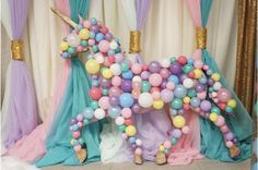 Unicorns Birthday Party Ideas | Photo 3 of 10