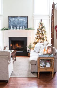 Welcome to our Home for Christmas