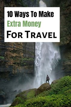 Need money for travel? This is a hand picked guide that shows you 10 ways to make money for travel. Youll learn quick ways to earn cash and other fast ways to earn travel money as quick as possible. Check out the list here.