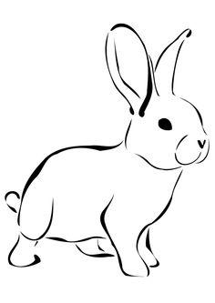 56 best rabbit clipart images on pinterest easter bunny easter rh pinterest com bunny rabbits clip art for easter bunny rabbit clip art free