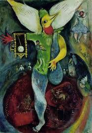 Resultado de imagem para marc chagall gravuras