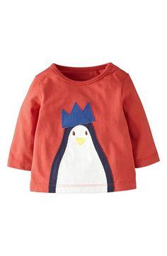 Cutest little penguin shirt