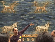 #union #occupy #BLM #SDF #p2 #tlot  Berlin museum tours inspire Mid-East refugees   http://www.bbc.com/news/world-europe-35976090   Museum visitors gaze awe-struck at an ornate azure blue arch. As tall as an office block, the Ishtar Gate is more than 2,500 years old, and was once one of the entrances to the ancient city of Babylon, in modern-day Iraq.  Today the enormous arch is in Berlin's Pergamon Museum...