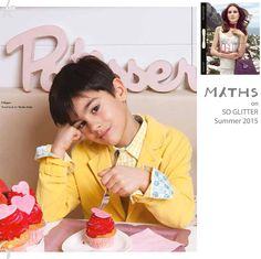 #Press // #MythsKids jacket and shorts on #SoGlitter magazine!