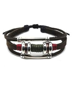 Leather & Hemp Bracelet Pack