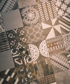 Patricia Urquiola-Azulei for Mutina  great concept industrially reinterpreted