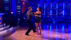Dancing With The Stars Season 13 Fall 2011 Ricki Lake and Derek Hough