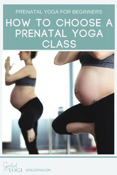 Whether you're looking for prenatal yoga for beginners or a more advanced level pregnancy yoga class--there's one out there for you! How do you choose the right prenatal yoga class for you? Start by figuing out what works best for your schedule, ask the prenatal yoga teacher a few questions to make sure it's appropriate for your experience level and stage of pregnancy, and be prepared to try a few classes. #fitpregnancy #prenatalyoga #pregnancyyoga Pregnancy Yoga Classes, Pregnancy Stages, Pregnancy Workout, Pregnancy Care, Mom And Baby Yoga, Family Yoga, Belly Dancing Classes, Prenatal Yoga, Yoga Teacher Training