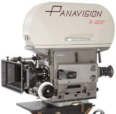 35mm movie camera - Panavision