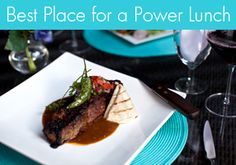 Voted 2011's Best Place for a Power Lunch, Mundo | A Culinary Haute Spot is located on the WMCLV campus.