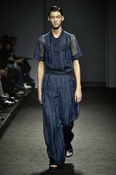 Songzio Spring 2015 Seoul Fashion Week