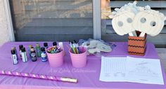 "Photo 23 of 48: Girly Pumpkin Patch / Birthday ""Pumpkin Patch Party"" 