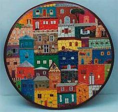 Como fazer mosaico - diversas bases.