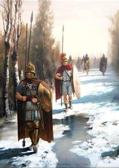 José Daniel Cabrera Peña - La infantería de Mitrídates