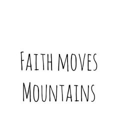 faith #superpower
