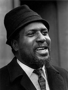 """The piano ain't got no wrong notes!"" Thelonious Monk"