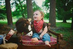 Everly Deer Design: Cowboys + Indians | Styled Photo Shoot | Jessie Holloway Photography