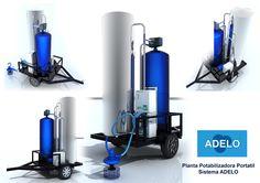 planta potabilizadora de agua