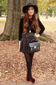 WHAT TO WEAR: On The Quad