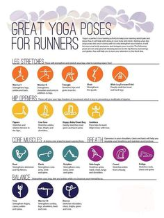 Here are Some Great Yoga Poses For Runners
