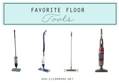 Say goodbye to the bucket and mop and hello to a new, easier way to care for your hard surface floors. Great tips and resources!