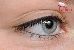 Permanent Make-up - Eyeliner Thin Eyeliner, Eyeliner Shapes, Simple Eyeliner, How To Apply Eyeliner, Pencil Eyeliner, Natural Eyeliner, Semi Permanent Eyeliner, Permanent Makeup, Eyeliner Tattoo