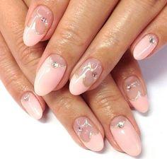 #simplenails #pinktips #nudepolish #nails #unas #creativenails #nailbeauty #manicure #pronails #nailtrends #nails2014 #nailbeauty #nailfashion