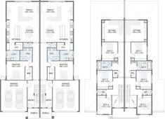 """Képtalálat a következőre: """"dual occupancy house plans"""""""