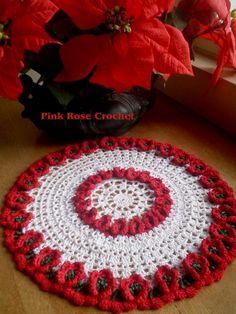 Crochet+Pretty+Flowers+Doily+Toalhinha+Mimosa.jpg pinkrosecrochet.blogspot.co...