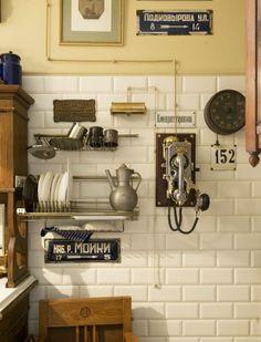 Soviet time capsule apartment